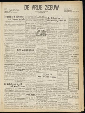 de Vrije Zeeuw 1949-11-30