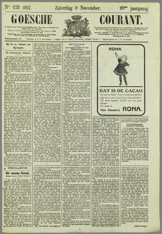 Goessche Courant 1912-11-09