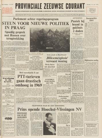 Provinciale Zeeuwse Courant 1968-09-14