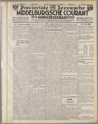 Middelburgsche Courant 1936-10-26