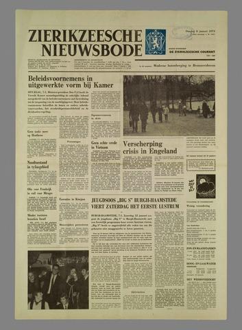 Zierikzeesche Nieuwsbode 1974-01-08
