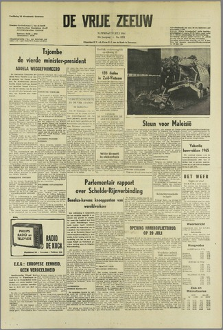 de Vrije Zeeuw 1964-07-11