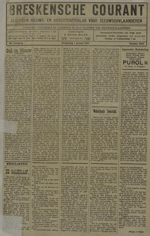Breskensche Courant 1925