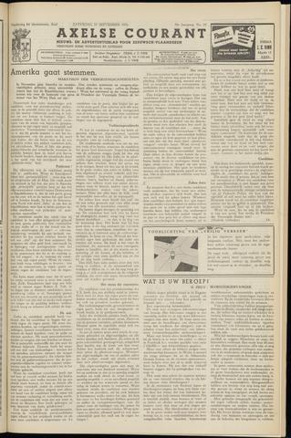 Axelsche Courant 1956-09-22