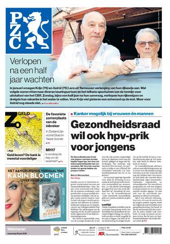 Provinciale Zeeuwse Courant 2019-06-19