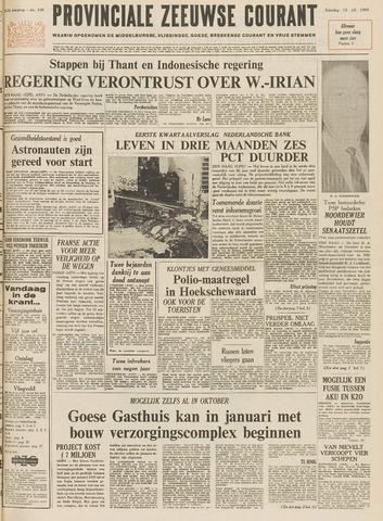 Provinciale Zeeuwse Courant 1969-07-12