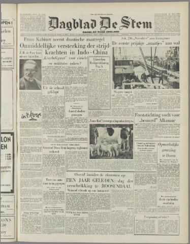 de Stem 1954-05-29