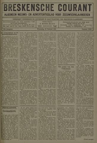 Breskensche Courant 1921-02-16