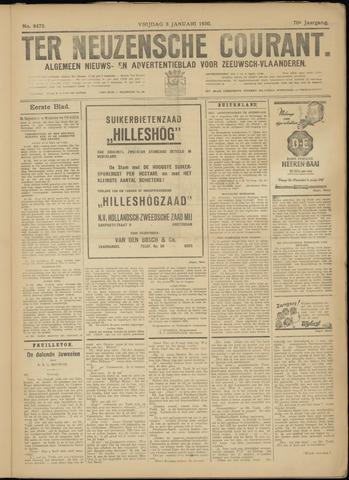 Ter Neuzensche Courant. Algemeen Nieuws- en Advertentieblad voor Zeeuwsch-Vlaanderen / Neuzensche Courant ... (idem) / (Algemeen) nieuws en advertentieblad voor Zeeuwsch-Vlaanderen 1930-01-03
