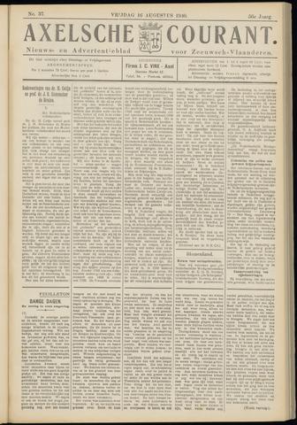 Axelsche Courant 1940-08-16