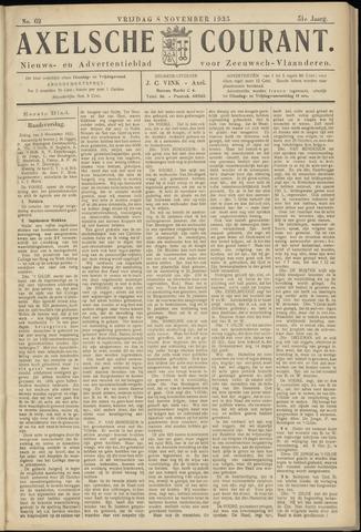 Axelsche Courant 1935-11-08