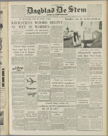 de Stem 1956-03-27