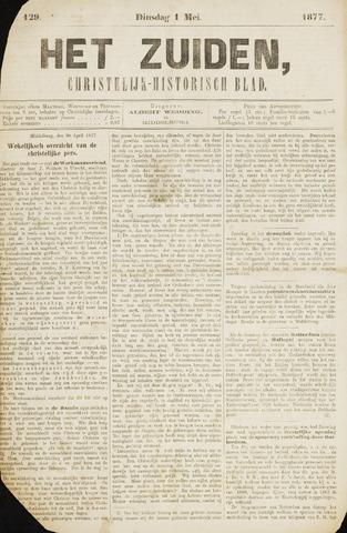 Het Zuiden, Christelijk-historisch blad 1877-05-01