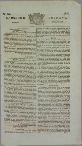 Goessche Courant 1839-10-14