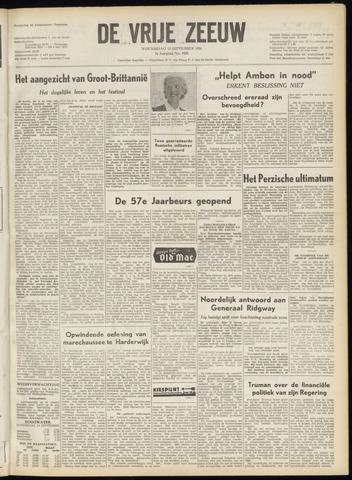 de Vrije Zeeuw 1951-09-12