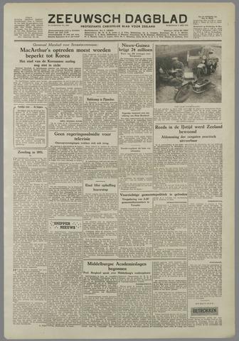 Zeeuwsch Dagblad 1951-05-09