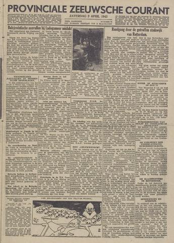 Provinciale Zeeuwse Courant 1943-04-03