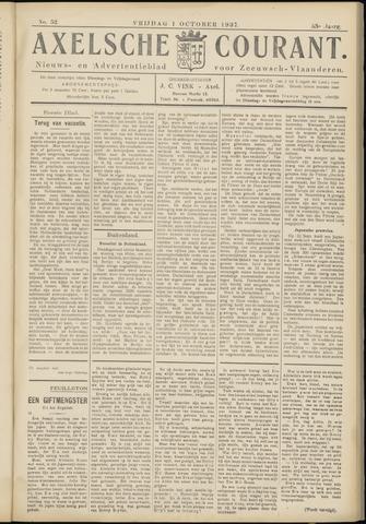 Axelsche Courant 1937-10-01