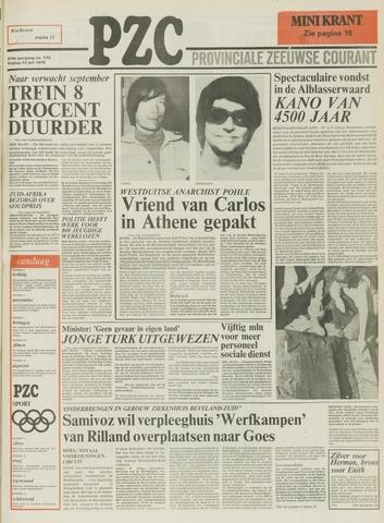 Provinciale Zeeuwse Courant 1976-07-23