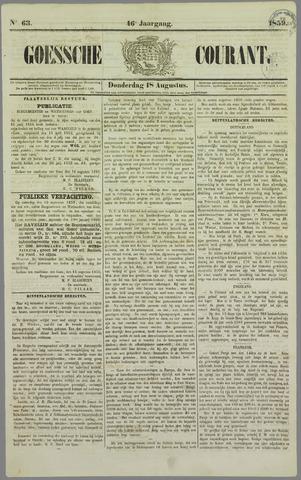 Goessche Courant 1859-08-18