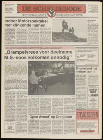 Scheldebode 1986-12-11