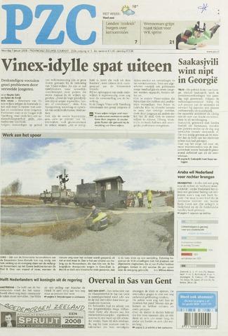 Provinciale Zeeuwse Courant 2008-01-07