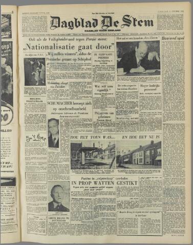 de Stem 1951-10-05