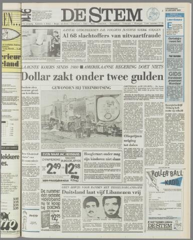 de Stem 1987-01-29