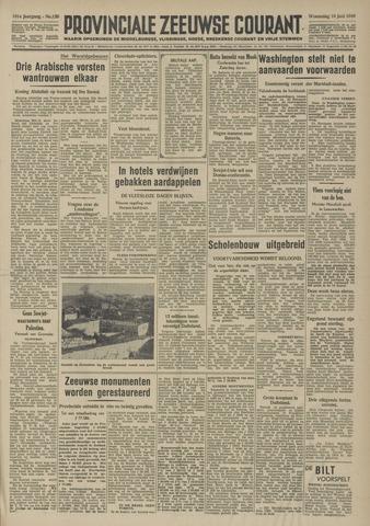 Provinciale Zeeuwse Courant 1948-06-16