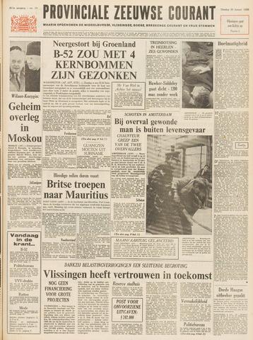 Provinciale Zeeuwse Courant 1968-01-23
