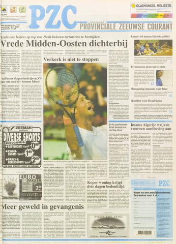 Provinciale Zeeuwse Courant 2003-06-04