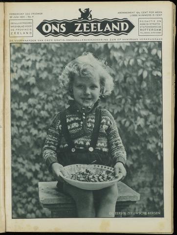 Ons Zeeland / Zeeuwsche editie 1934-06-22