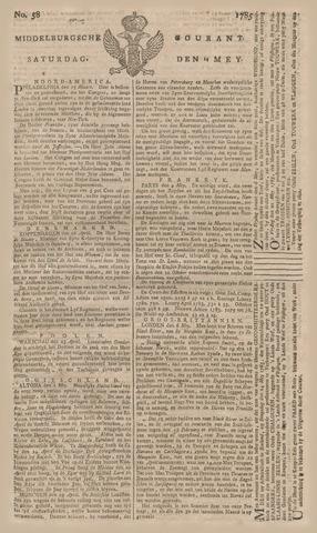 Middelburgsche Courant 1785-05-14