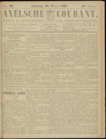 Axelsche Courant 1921-03-19