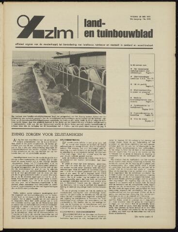 Zeeuwsch landbouwblad ... ZLM land- en tuinbouwblad 1972-05-26