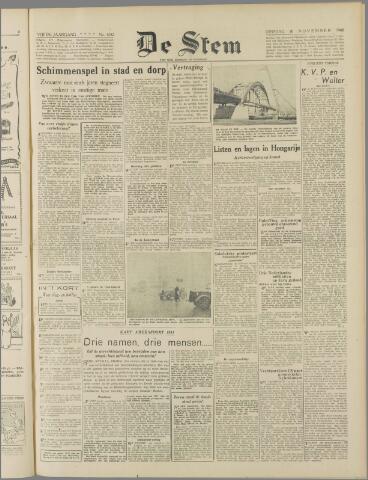 de Stem 1948-11-30