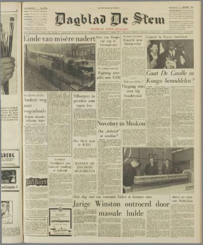 de Stem 1964-12-01