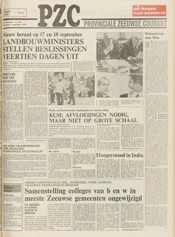Provinciale Zeeuwse Courant 1974-09-04