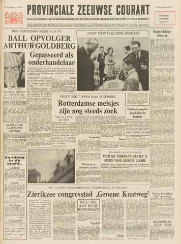 Provinciale Zeeuwse Courant 1968-04-26