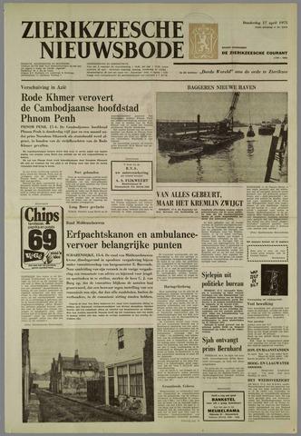 Zierikzeesche Nieuwsbode 1975-04-17