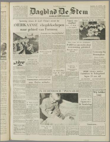 de Stem 1955-01-24