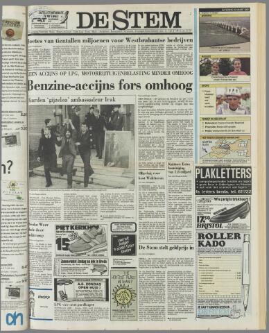 de Stem 1991-03-23