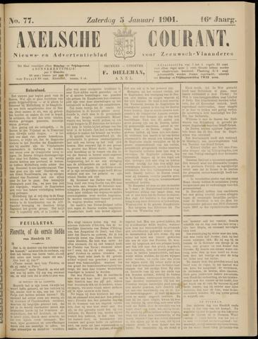 Axelsche Courant 1901-01-05