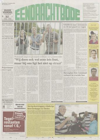Eendrachtbode (1945-heden)/Mededeelingenblad voor het eiland Tholen (1944/45) 2010-08-26