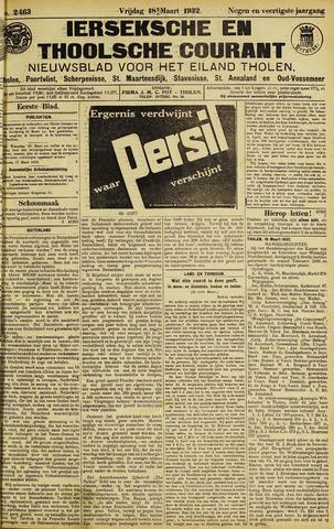Ierseksche en Thoolsche Courant 1932-03-18
