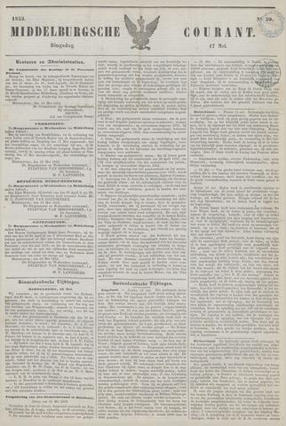 Middelburgsche Courant 1853-05-17