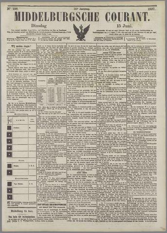 Middelburgsche Courant 1897-06-15