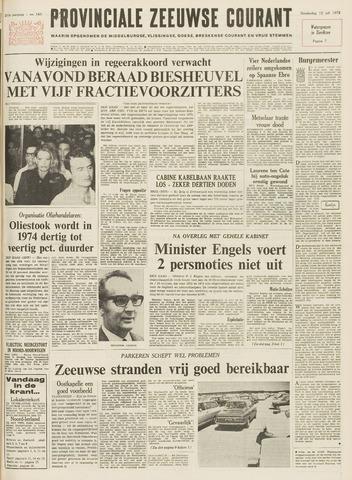 Provinciale Zeeuwse Courant 1972-07-13
