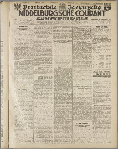 Middelburgsche Courant 1935-02-28