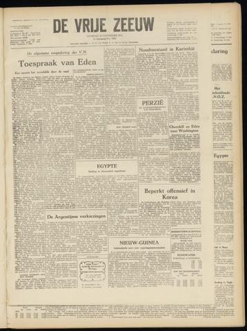 de Vrije Zeeuw 1951-11-13